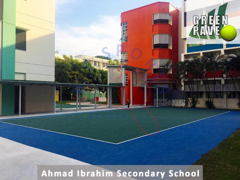 Ahmad Ibrahim Secondary School- Play Area
