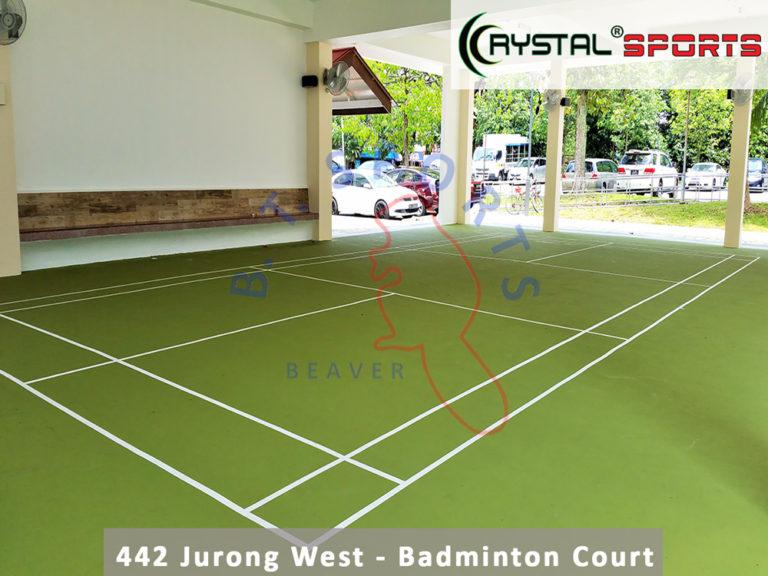 Blk-442-Jurong-West-Badminton-Court