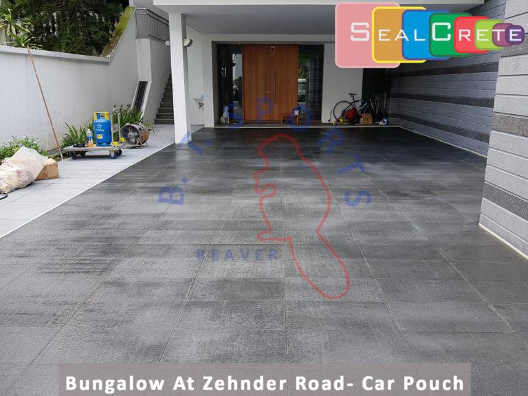 Bungalow At Zehnder Road- Car Pouch