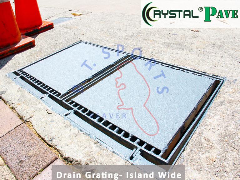 Drain-Grating-Works--Island-Wide