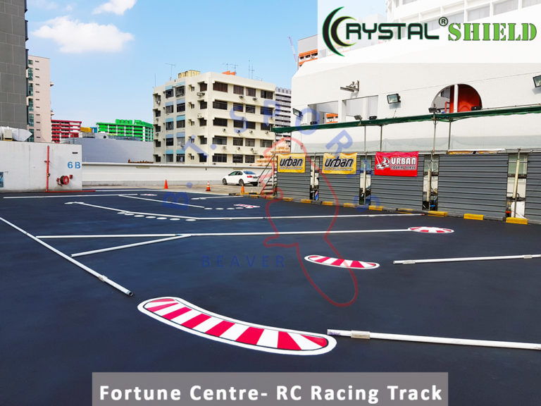 Fortune-Centre--RC-Racing-Track