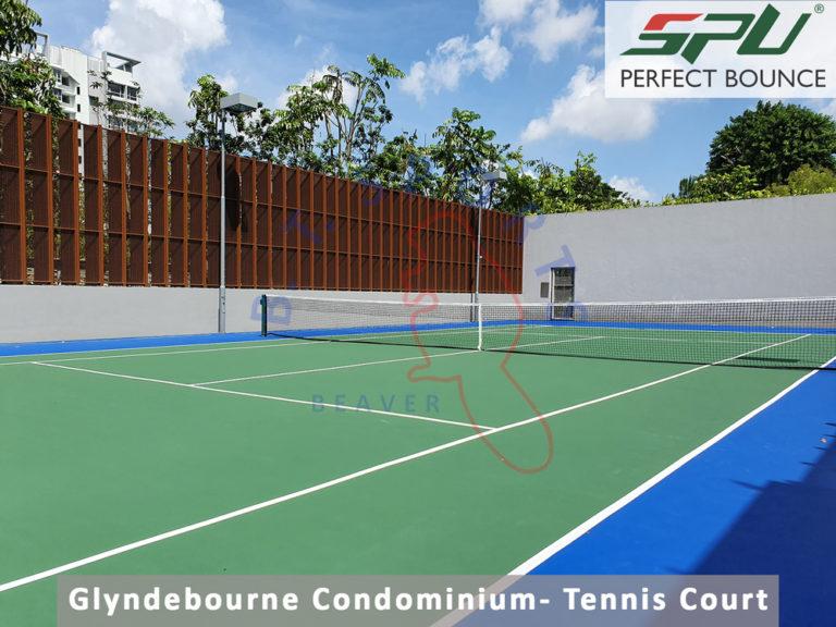 Glyndebourne Condominium- Tennis Court