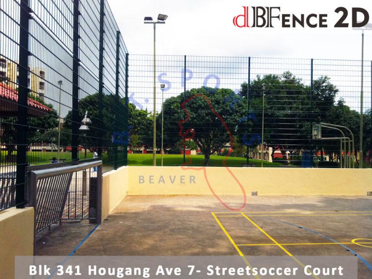 Hougang Blk 341-Streetsoccer
