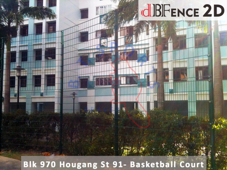 Hougang St 91 Blk 970- Basketball Court