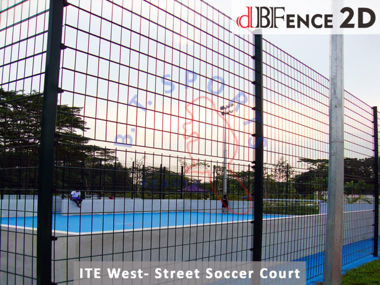 ITE West- Streetsoccer Court