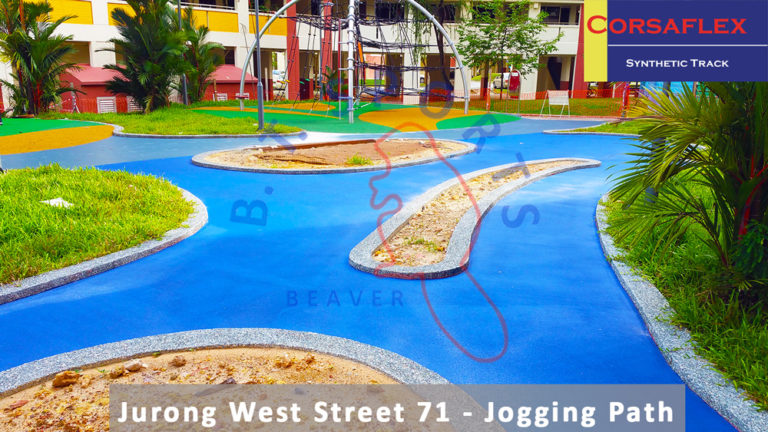 Jurong West St 71- Jogging Path 1