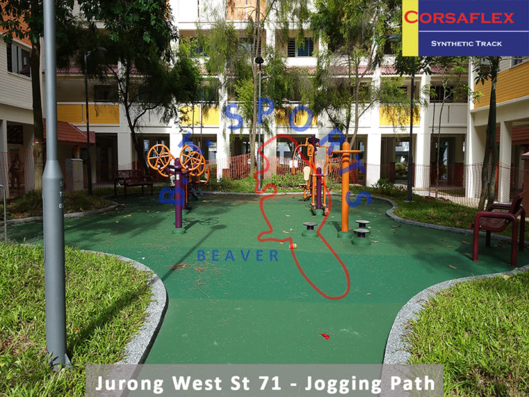 Jurong West St 71- Jogging Path 2