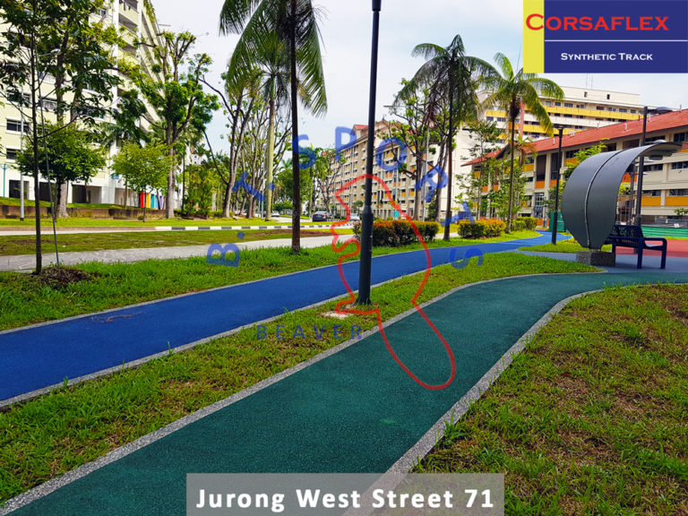 Jurong West St 71- Jogging Path 4