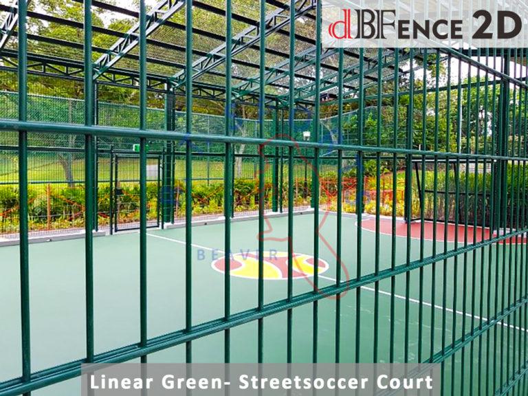 Linear Green- Streetsoccer