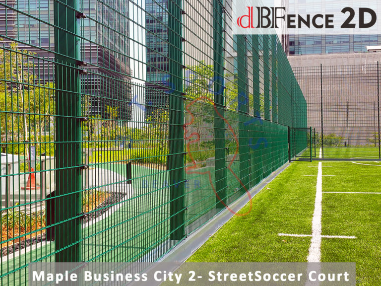 Maple Business City 2- StreetsoccerCourt