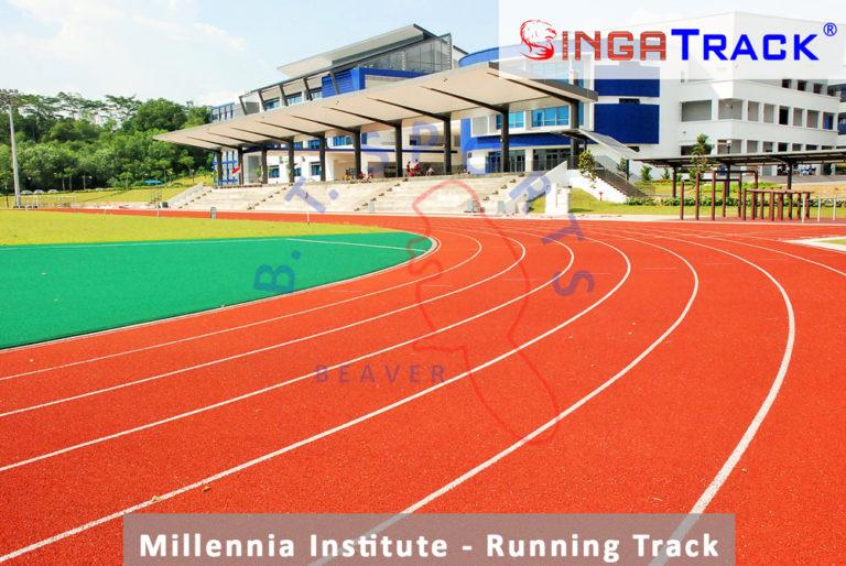 Millennia Institute-Running Track