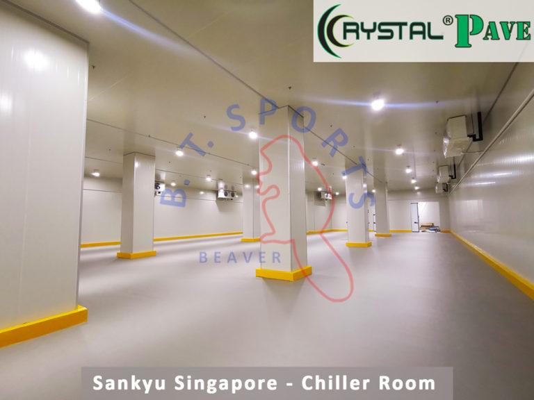 Sankyu-Singapore-Chiller-Room