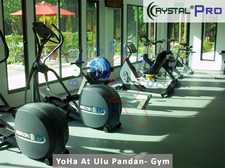 YoHa At Ulu Pandan- Gym Room