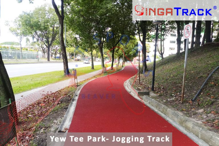 Yew Tee Park Jogging Track